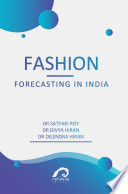 Fashion Forecasting In India