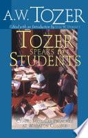 Tozer Speaks To Students