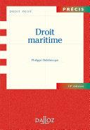 Pdf Droit Maritime Telecharger