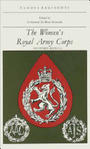 The Women s Royal Army Corps