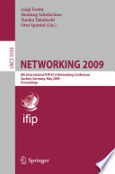 NETWORKING 2009 Book