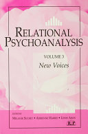 Relational Psychoanalysis, Volume 3