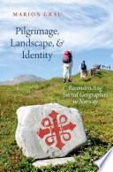 Pilgrimage  Landscape  and Identity Book PDF