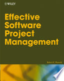Effective Software Project Management