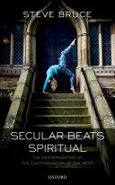 Secular Beats Spiritual