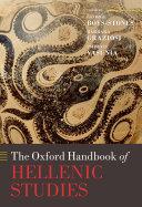 The Oxford Handbook of Hellenic Studies