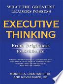 Executive Thinking