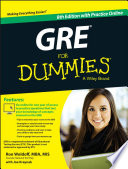 GRE For Dummies