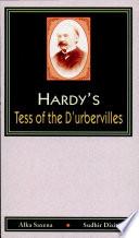 Hardy S Tess Of The D Urbervilles