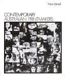 Contemporary Australian Printmakers