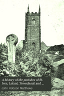 A History of the Parishes of St. Ives, Lelant, Towednack and Zennor