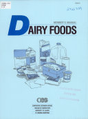 Dairy Foods Book PDF