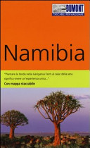 Guida Turistica Namibia. Con mappa Immagine Copertina