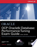 OCP Oracle9i Database: Performance Tuning Exam Guide