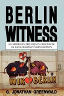 Berlin Witness