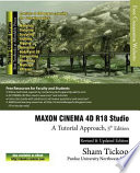 MAXON CINEMA 4D R18 Studio  A Tutorial Approach  5th Edition