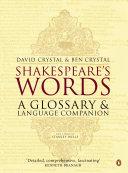 Shakespeare's Words