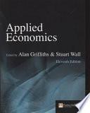 Applied Economics Book