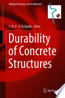 Durability of Concrete Structures