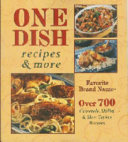 One Dish Recipes and More