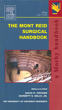 The Mont Reid Surgical Handbook Book