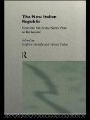 The New Italian Republic [Pdf/ePub] eBook