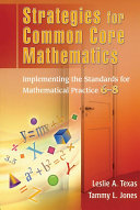Strategies for Common Core Mathematics