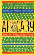 Africa39 Book