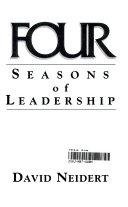 Four Seasons of Leadership ebook