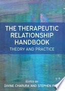 The Therapeutic Relationship Handbook