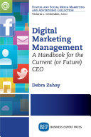 Digital Marketing Management Pdf/ePub eBook