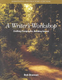 A Writer S Workshop