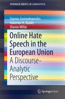 Online Hate Speech in the European Union