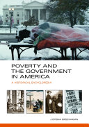 Poverty And The Government In America A Historical Encyclopedia 2 Volumes  Book PDF