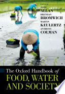 The Oxford Handbook Of Food Water And Society Book PDF