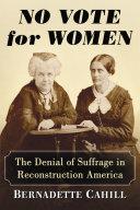 No Vote for Women