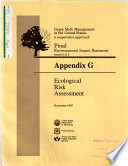 Gypsy Moth Management in the United States: a Cooperative Approach