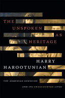 The Unspoken As Heritage Book PDF
