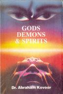 Gods  Demons   Spirits