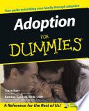 Adoption For Dummies Book PDF
