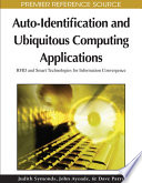 Auto Identification and Ubiquitous Computing Applications Book