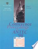 """SPE/ANTEC 1998 Proceedings"" by Spe"