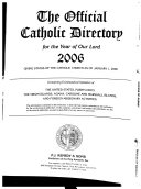 The Official Catholic Directory for the Year of Our Lord
