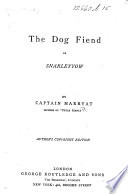 The Dog Fiend, Or Snarleyyow ... Author's Copyright Edition