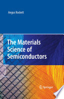 The Materials Science Of Semiconductors Book PDF