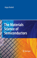 The Materials Science of Semiconductors Pdf/ePub eBook