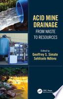 Acid Mine Drainage Book
