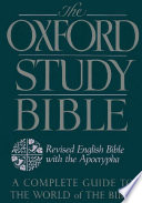 """The Oxford Study Bible: Revised English Bible with Apocrypha"" by M. Jack Suggs, Katharine Doob Sakenfeld, James R. Mueller"