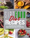 Sirtfood Diet Recipes Pdf/ePub eBook