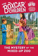The Mystery of the Mixed up Zoo Book